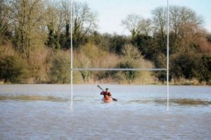 If only the playing fields themselves could be levelled then we'd be in business.
